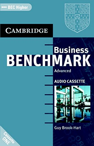9780521672986: Business Benchmark Advanced Audio Cassettes BEC Higher