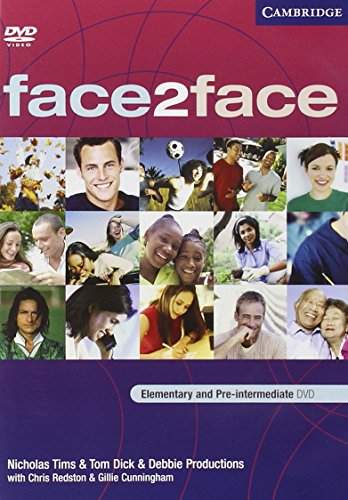 9780521673174: face2face Elementary and Pre-intermediate DVD
