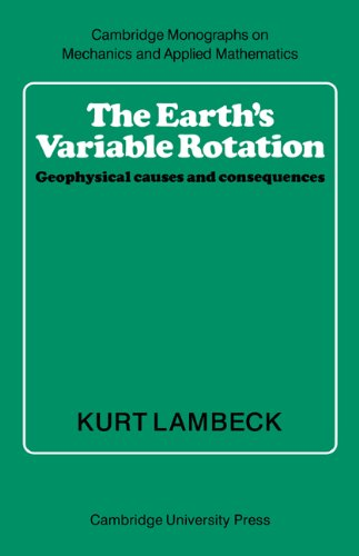 9780521673303: The Earth's Variable Rotation: Geophysical Causes and Consequences