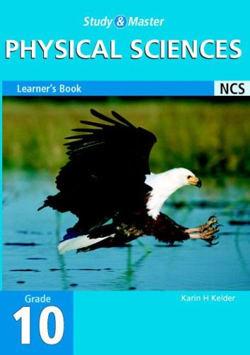 9780521673587: Study and Master Physical Science Grade 10 Learner's Book
