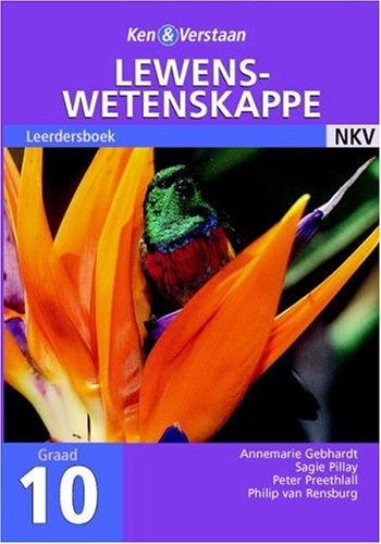 9780521674249: Study and Master Life Sciences Grade 10 Learner's Book Afrikaans Translation