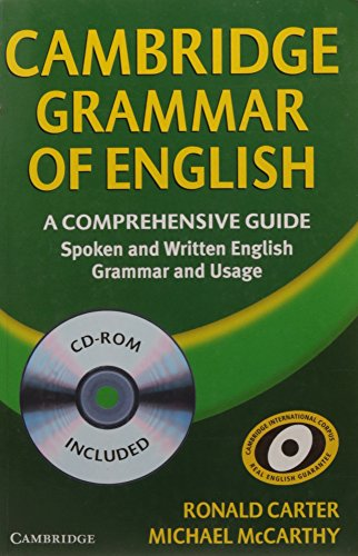 9780521674393: Cambridge Grammar of English Paperback with CD-ROM: A Comprehensive Guide