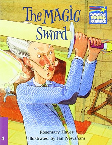 9780521674751: CS4: The Magic Sword ELT Edition (Cambridge Storybooks)