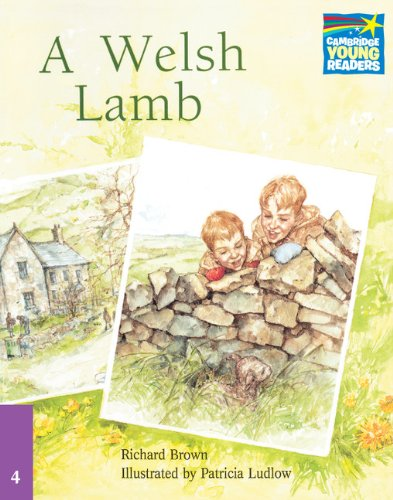 9780521674829: CS4: A Welsh Lamb ELT Edition (Cambridge Storybooks)