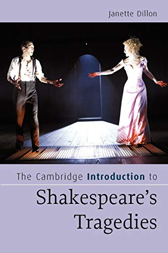 9780521674928: The Cambridge Introduction to Shakespeare's Tragedies (Cambridge Introductions to Literature)