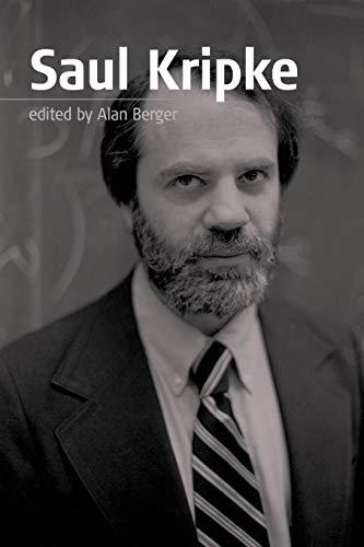 9780521674980: Saul Kripke Paperback