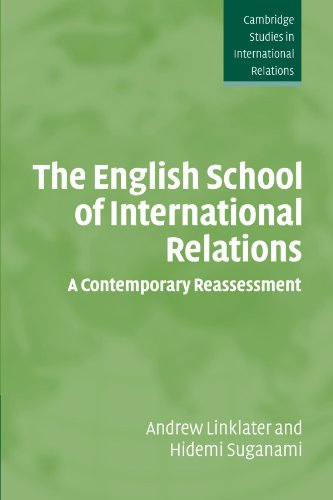9780521675048: The English School of International Relations: A Contemporary Reassessment (Cambridge Studies in International Relations)