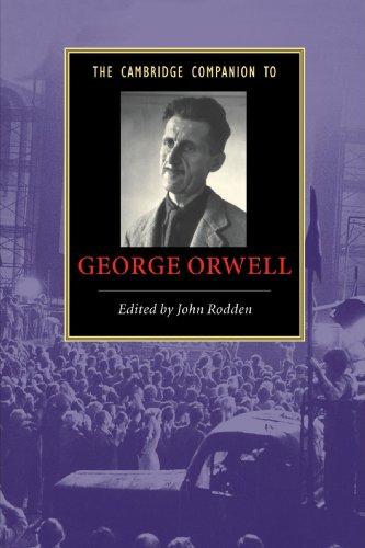 9780521675079: The Cambridge Companion to George Orwell (Cambridge Companions to Literature)
