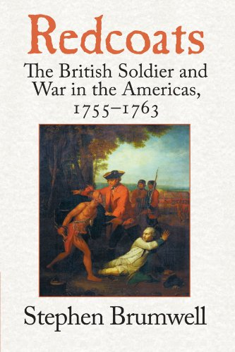 9780521675383: Redcoats: The British Soldier and War in the Americas, 1755-1763