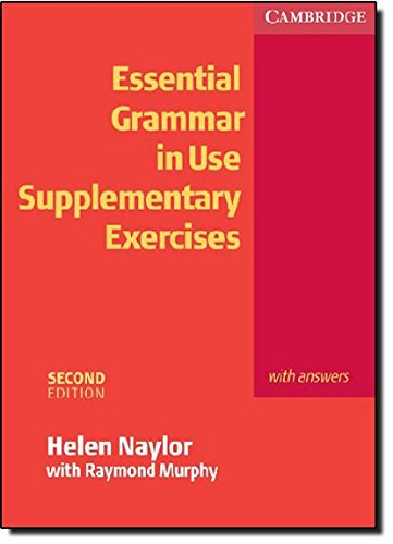 9780521675420: Essential Grammar in Use: Supplementary Exercises with Answers, 2nd Edition (Grammar in Use)
