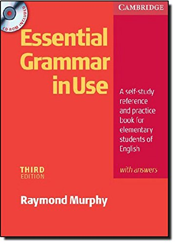 9780521675437: Essential Grammar in Use with Answers and CD-ROM Pack