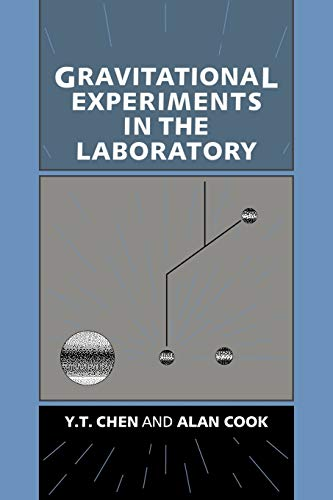 9780521675536: Gravitational Experiments in the Laboratory