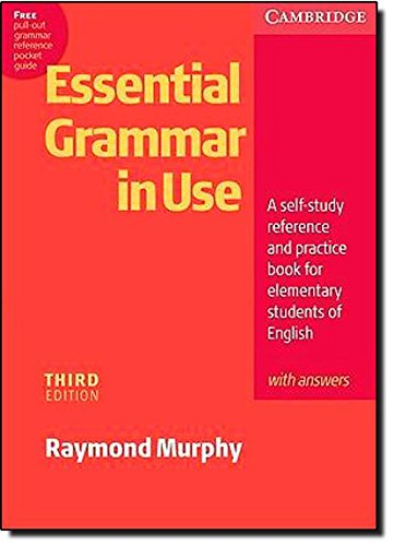 9780521675802: Essential Grammar in Use with Answers: A Self-Study Reference and Practice Book for Elementary Students of English