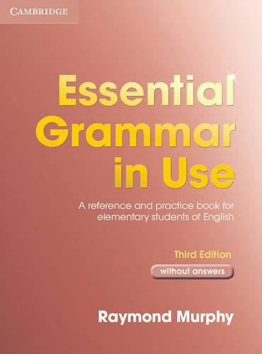 9780521675819: Essential Grammar in Use without answers: A Self-study Reference and Practice Book for Elementary Students of English