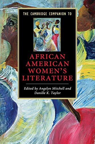 9780521675826: The Cambridge Companion to African American Women's Literature Paperback (Cambridge Companions to Literature)