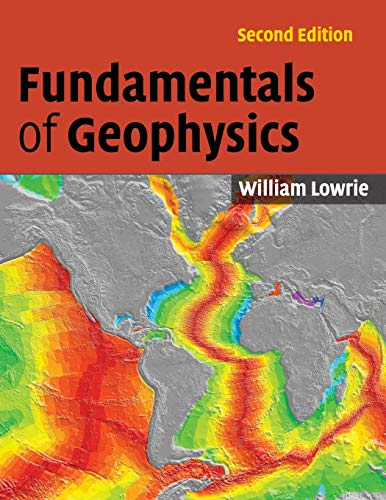 9780521675963: Fundamentals of Geophysics 2nd Edition Paperback