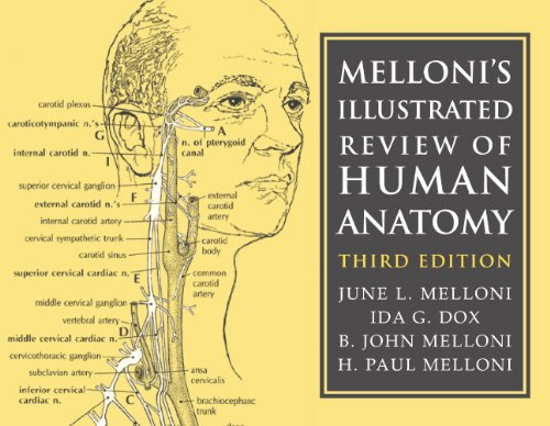 9780521676281: Melloni's Illustrated Review of Human Anatomy