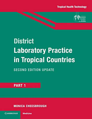 9780521676304: District Laboratory Practice in Tropical Countries, Part 1 (Pt. 1)