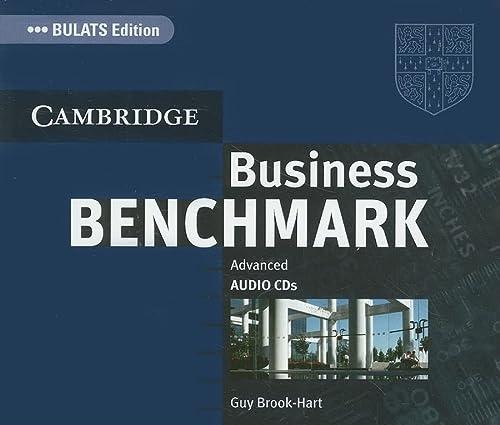 9780521676625: Business Benchmark Advanced Audio CD BULATS Edition