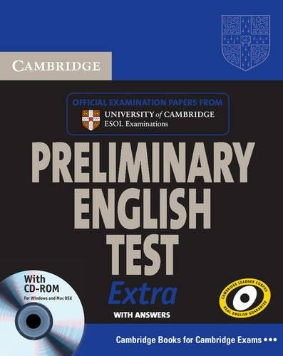 9780521676700: Cambridge Preliminary English Test Extra Self Study Pack (PET Practice Tests)