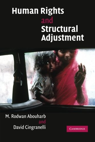 9780521676717: Human Rights and Structural Adjustment