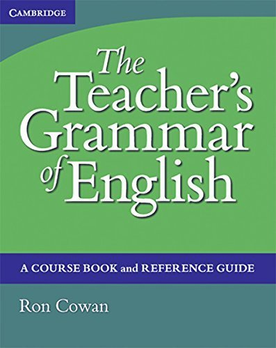 9780521676793: The Teacher's Grammar of English with Answers: A Course Book and Reference Guide