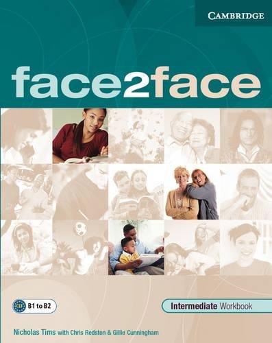 9780521676847: face2face Intermediate Workbook with Key