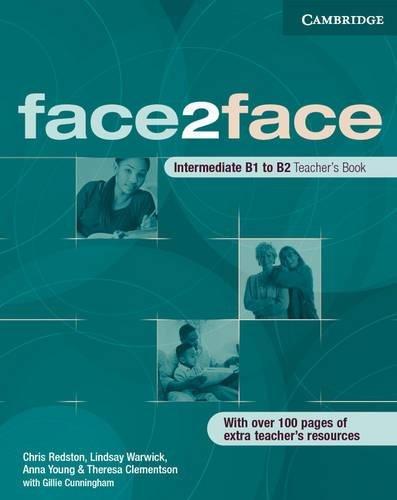 9780521676854: face2face Intermediate Teacher's Book