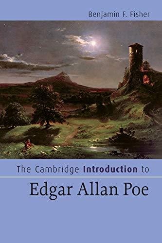 9780521676915: The Cambridge Introduction to Edgar Allan Poe (Cambridge Introductions to Literature)