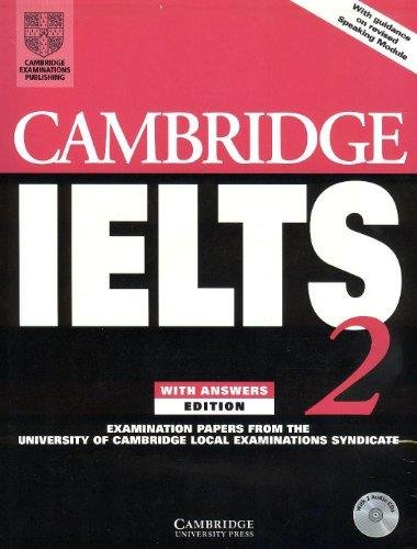 9780521677004: Cambridge IELTS 2 (Book + 2 Audio CDs Set)