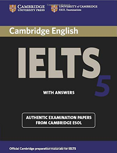 9780521677011: Cambridge IELTS 5 Student's Book with Answers (IELTS Practice Tests)