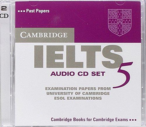 9780521677042: Cambridge IELTS 5 Audio CDs (IELTS Practice Tests)