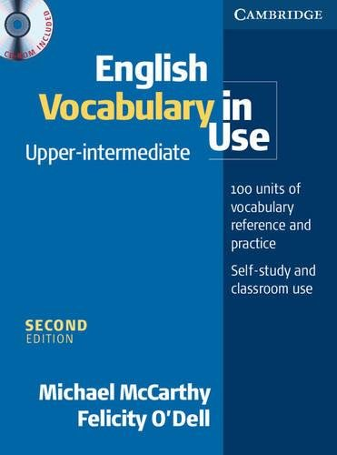 9780521677431: English Vocabulary in Use Upper-Intermediate with CD-ROM