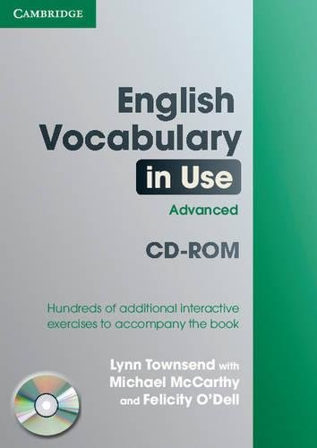 9780521677479: English Vocabulary in Use Advanced CD-ROM