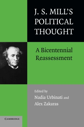 9780521677561: J.S. Mill's Political Thought: A Bicentennial Reassessment