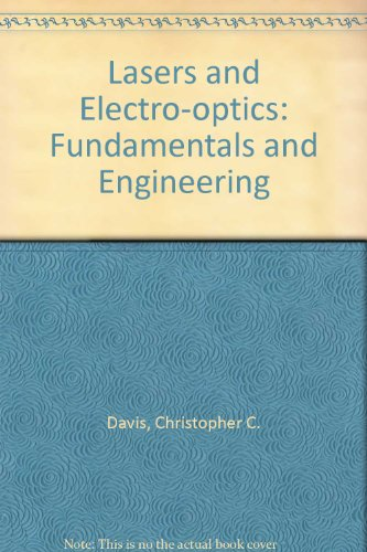 9780521677622: Lasers and Electro-optics: Fundamentals and Engineering