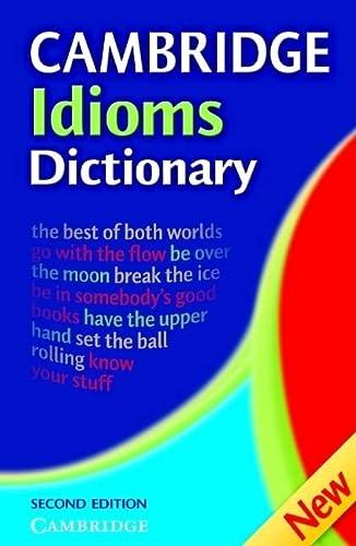 9780521677691: Cambridge Idioms Dictionary
