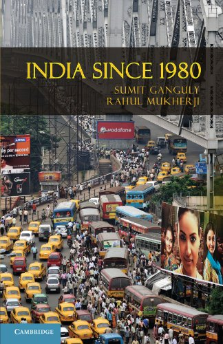 9780521678049: India Since 1980 (The World Since 1980)