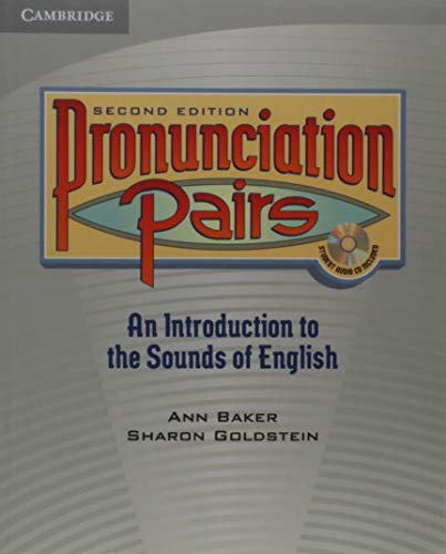 9780521678087: Pronunciation Pairs Student's Book with Audio CD