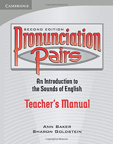 9780521678094: Pronunciation Pairs Teacher's Book Second edition