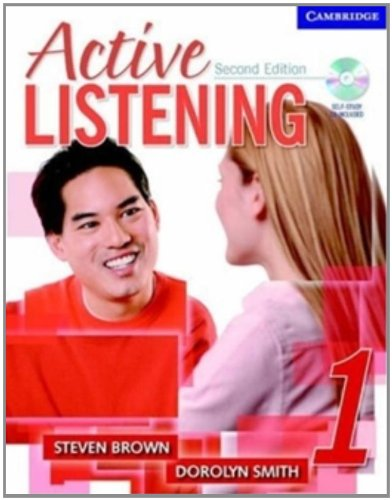9780521678131: Active Listening 2nd 1 Student's Book with Self-study Audio CD: Level 1 (Active Listening Second Editio)