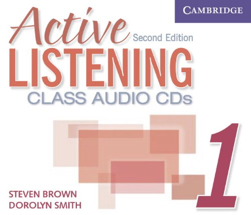 9780521678155: Active Listening 1 Class Audio CDs