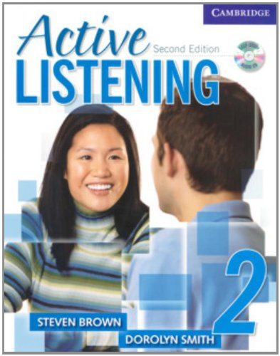 9780521678179: Active Listening 2nd 2 Student's Book with Self-study Audio CD