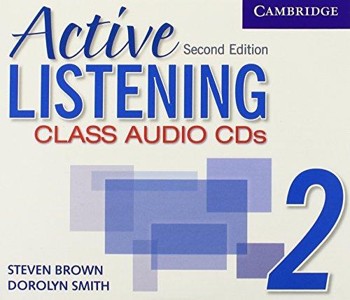9780521678193: Active Listening 2 Class Audio CDs