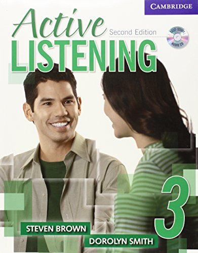 9780521678216: Active Listening 2nd 3 Student's Book with Self-study Audio CD: Level 3