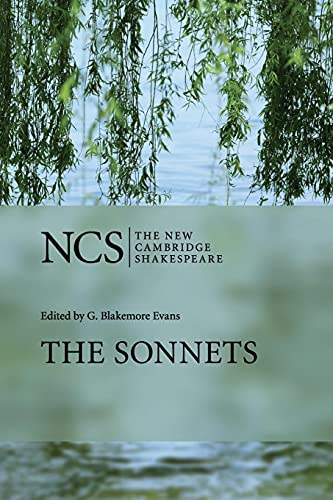 9780521678377: The Sonnets: The Sonnets 2ed (The New Cambridge Shakespeare)