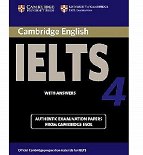 Camb IELTS 4: With Answers With 2ACDS: Ucles