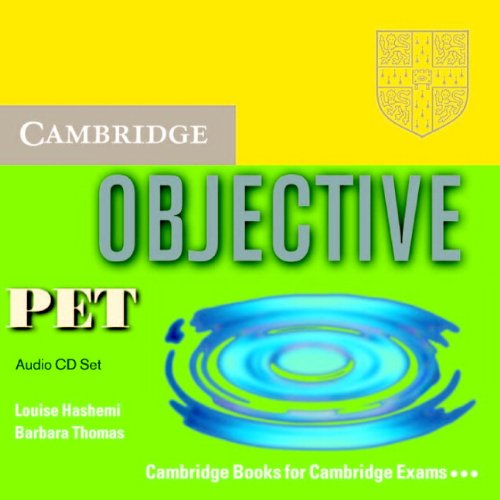 9780521678810: Objective PET Audio CD Set (3 CDs)
