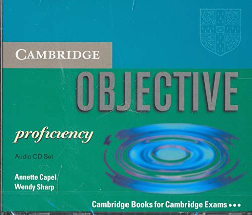 9780521678834: Objective Proficiency Audio CD Set (3 CDs)