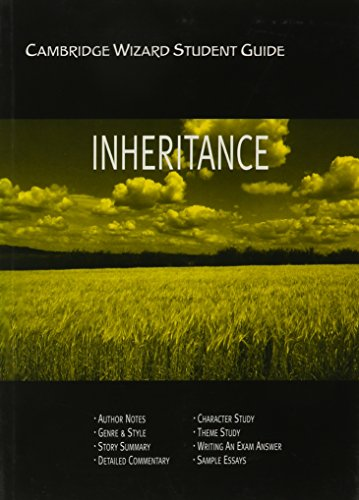 Cambridge Wizard Student Guide Inheritance (Cambridge Wizard: Killian McNamara